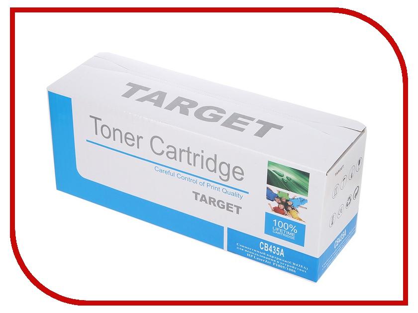 Картридж Target TR-35A / CB435A для HP LJ P1005/P1006<br>
