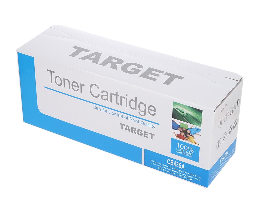 Картридж Target TR-35A / CB435A для HP LJ P1005/P1006