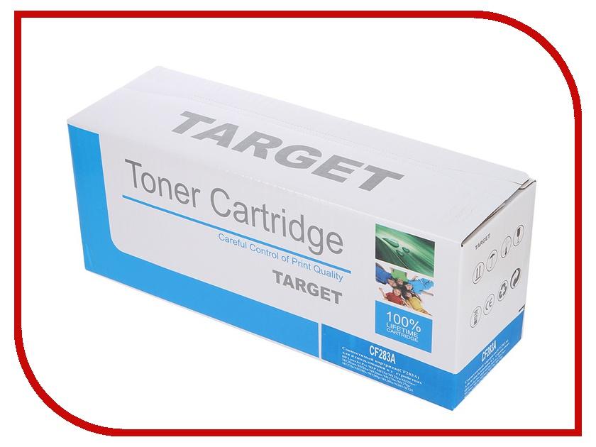 Картридж Target TR-83A / CF283A для HP LJ MFP M125/M127