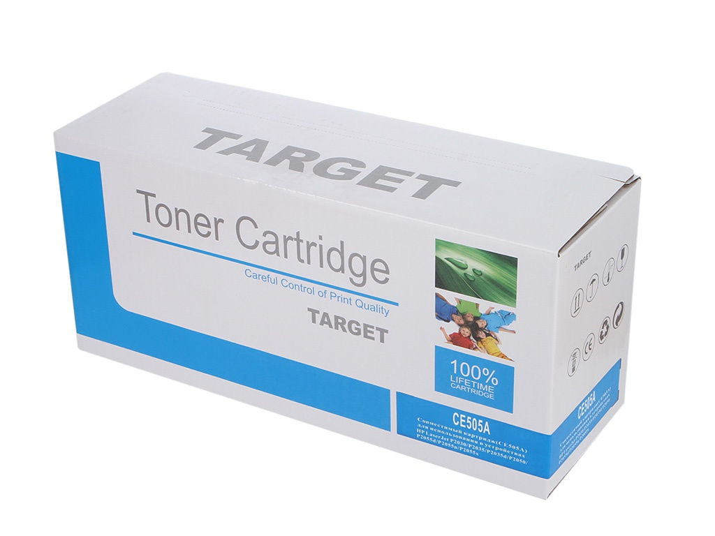 Аксессуар Target TR-05A / CE505A для HP LJ P2035/P2055