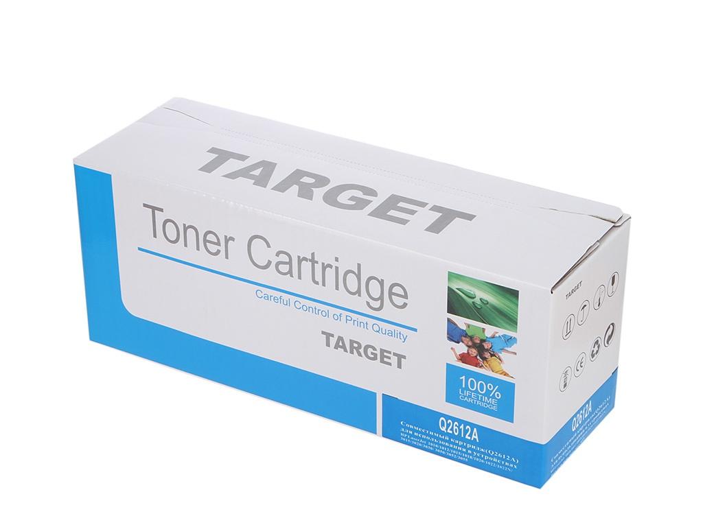 Картридж Target TR-12A / Q2612A для HP LJ 1010/1012/1015/1020/1022/3015/3020/3030