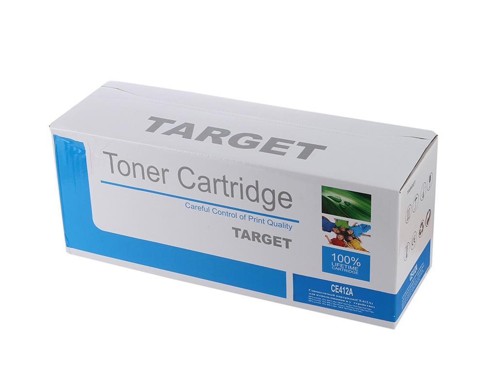 Аксессуар Target TR-CE412A для HP CLJ Color M351/M451/MFP M375/MFP M475 Yellow