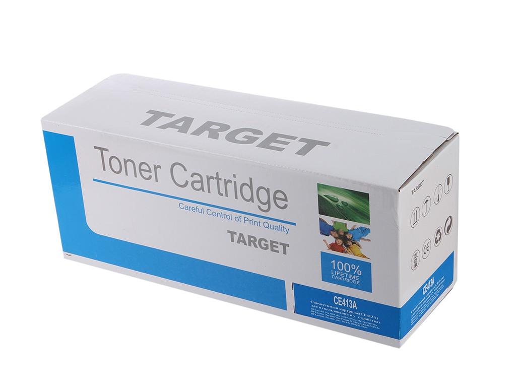Аксессуар Target TR-CE413A для HP CLJ Color M351/M451/MFP M375/MFP M475 Magenta