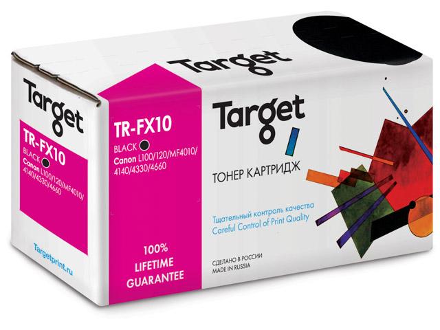 Картридж Target TR-FX10 для Canon MultiPass L100/L120/MF4010/4018/4120/4140/4150/4270/4320D/4330D/4340D/4350D/4370D/4380DN/4660/4690