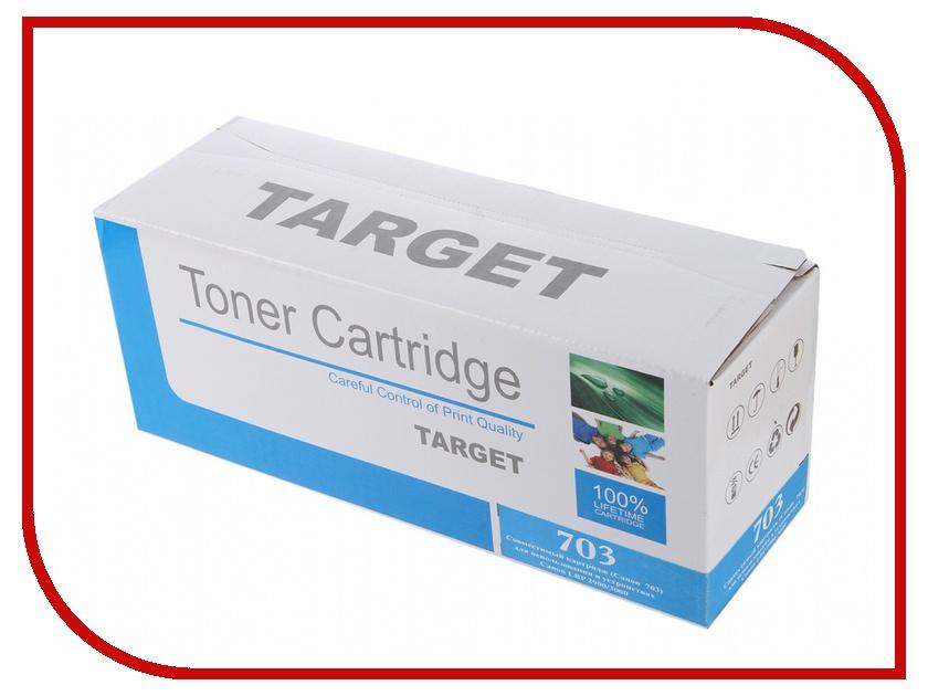 Картридж Target TR-703 для Canon LBP 2900/3000/1010/1012/1015/1020/1022/3015/3020/3030<br>