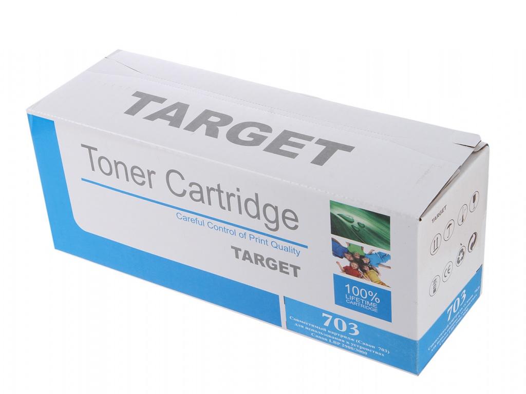 Аксессуар Target TR-703 для Canon LBP 2900/3000/1010/1012/1015/1020/1022/3015/3020/3030