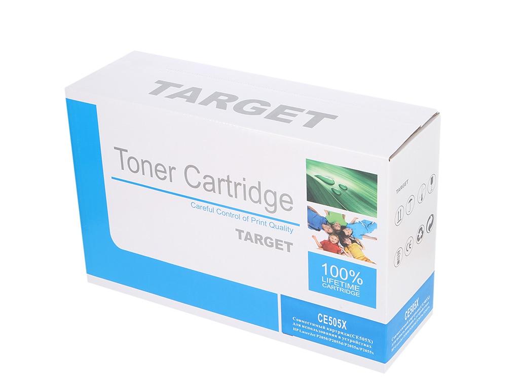 Аксессуар Target TR-05X / CE505X для HP LJ P2055