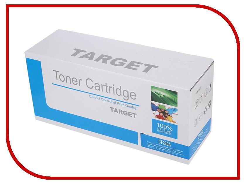 Картридж Target TR-80A / CF280A для HP LJ 400 M401D Pro/400 M401DW Pro/400 M401DN Pro/400 M401A Pro/400 M401 Pro/400 M425 Pro/400 M425DW Pro/400 M425DN Pro<br>