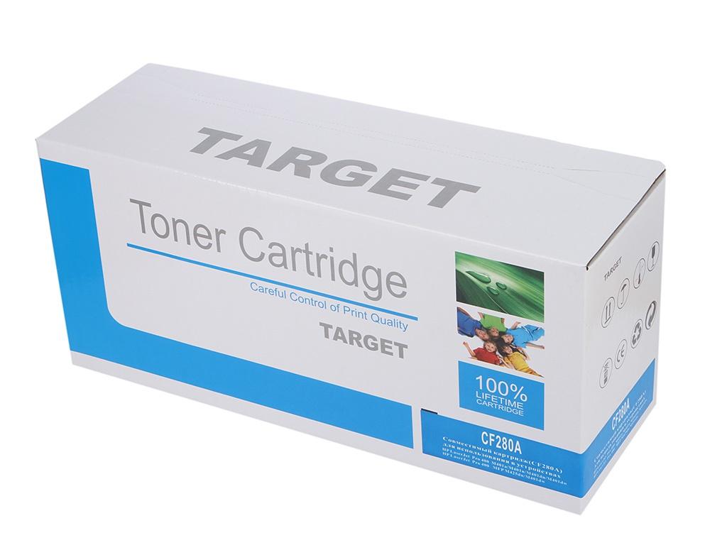 Аксессуар Target TR-80A / CF280A для HP LJ 400 M401D Pro/400 M401DW Pro/400 M401DN Pro/400 M401A Pro/400 M401 Pro/400 M425 Pro/400 M425DW Pro/400 M425DN Pro