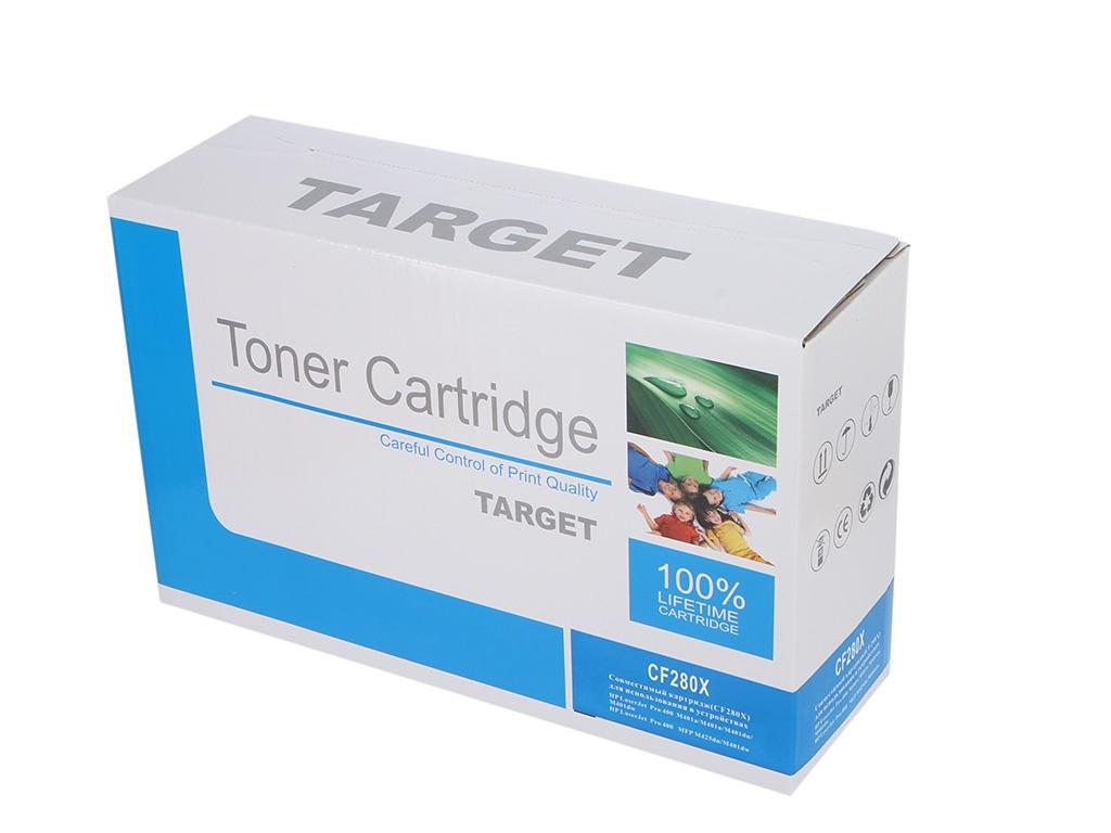 Аксессуар Target TR-80X / CF280X для HP LJ 400 M401D Pro/400 M401DW Pro/400 M401DN Pro/400 M401A Pro/400 M401 Pro/400 M425 Pro/400 M425DW Pro/400 M425DN Pro