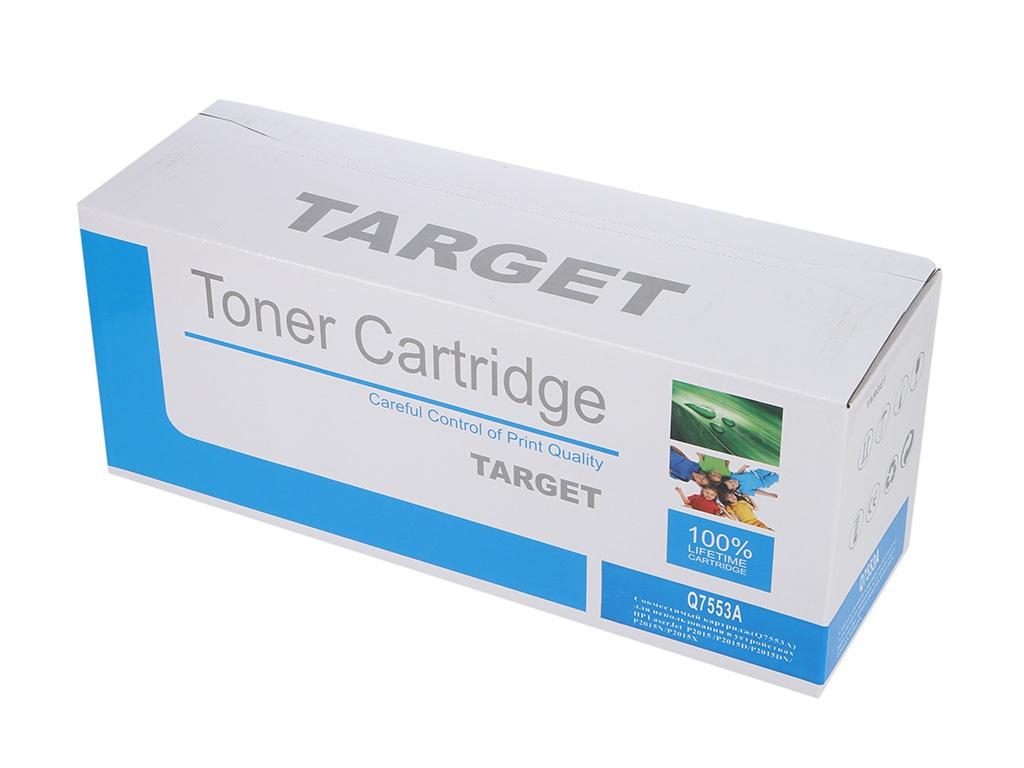Аксессуар Target TR-53A / Q7553A для HP LJ P2014/P2015/M2727 mfp