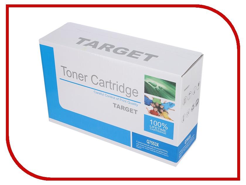 Картридж Target TR-53X Q7553X / Q7553X для HP LJ P2014/P2015/M2727 mfp<br>