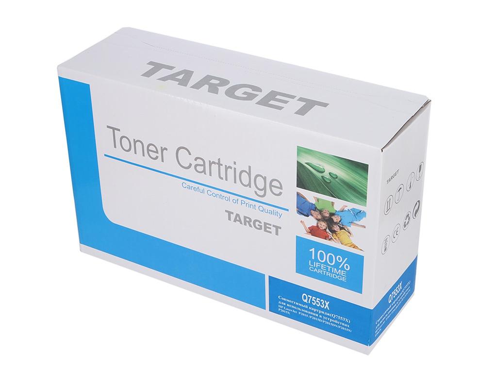Аксессуар Target TR-53X Q7553X / Q7553X для HP LJ P2014/P2015/M2727 mfp