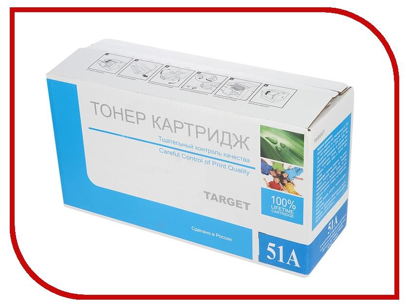 Картридж Target TR-51A / Q7551A для HP LJ P3005/M3027mpf/M3035mpf