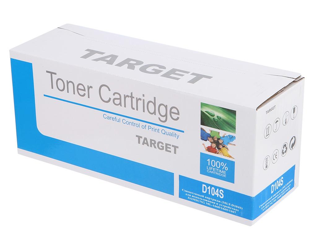Аксессуар Target TR-104S / MLT-D104S для Samsung ML-1660/1665/1667/SCX-3200/3205