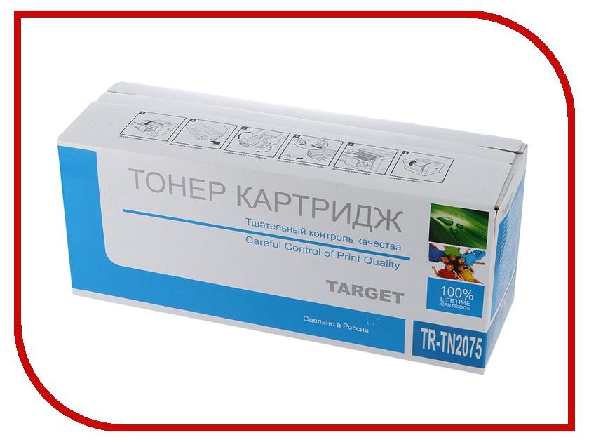 Картридж Target TR-TN2075 для Brother HL2030/2040/2070N/DCP-7010R/7025R/7420/7820N<br>