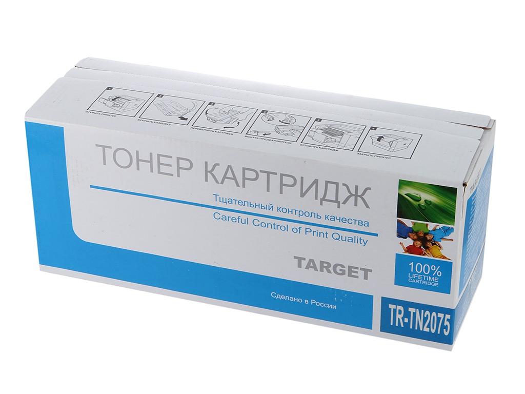 Аксессуар Target TR-TN2075 для Brother HL2030/2040/2070N/DCP-7010R/7025R/7420/7820N
