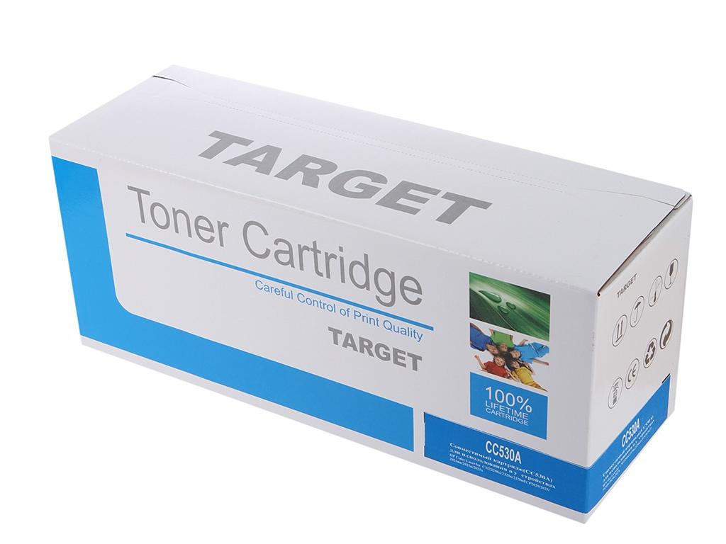 Аксессуар Target TR-CC530A для HP Color LJ CM2320MFP/CP2025 Black