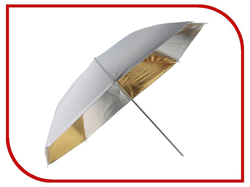 Зонт Fujimi 84cm FJU563-33 Gold/Silver<br>