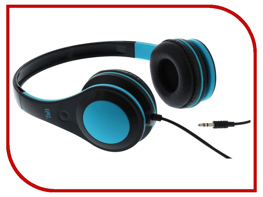 Наушники TnB CSDOTCOM Dotcom Black-Blue<br>