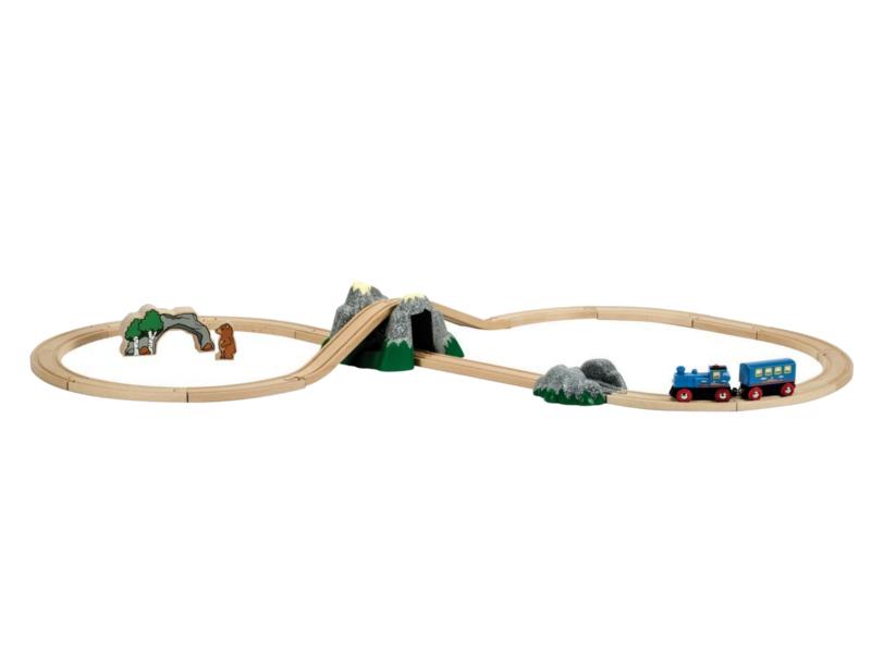 Железная дорога Brio 33009<br>