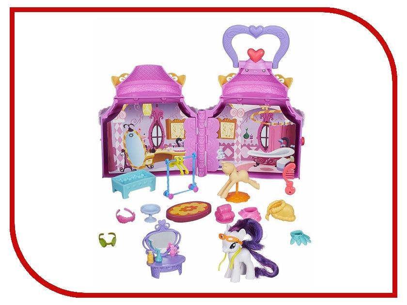 Игрушка Hasbro My Little Pony B1372EU4 аксессуар чехол для motorola moto e4 plus df mcase 08