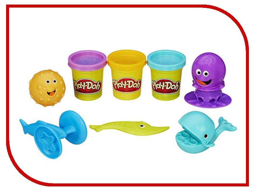 Игрушка Hasbro Play-Doh Подводный мир B1378 hasbro play doh игровой набор из 3 цветов цвета в ассортименте с 2 лет