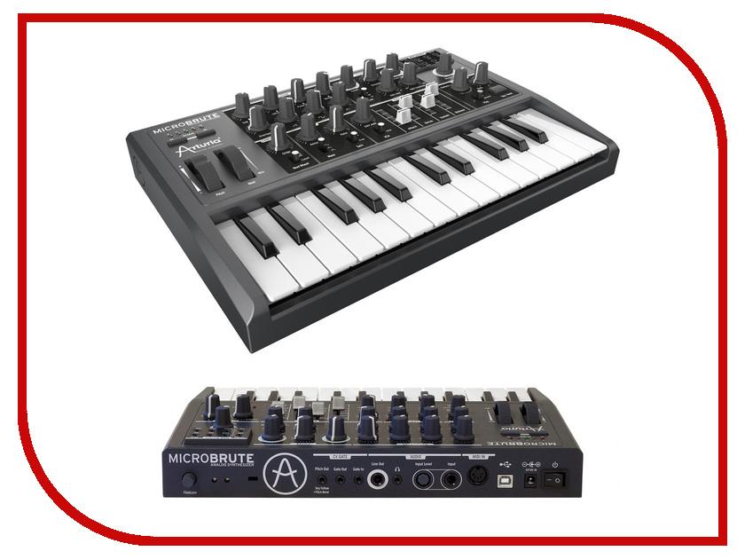 Синтезатор Arturia MicroBrute<br>