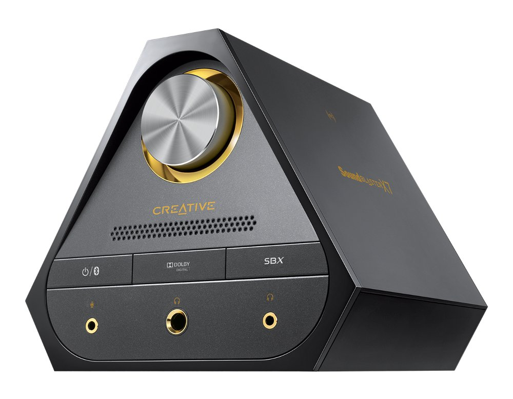 Звуковая карта Creative Sound Blaster X7 Black 70SB158000000