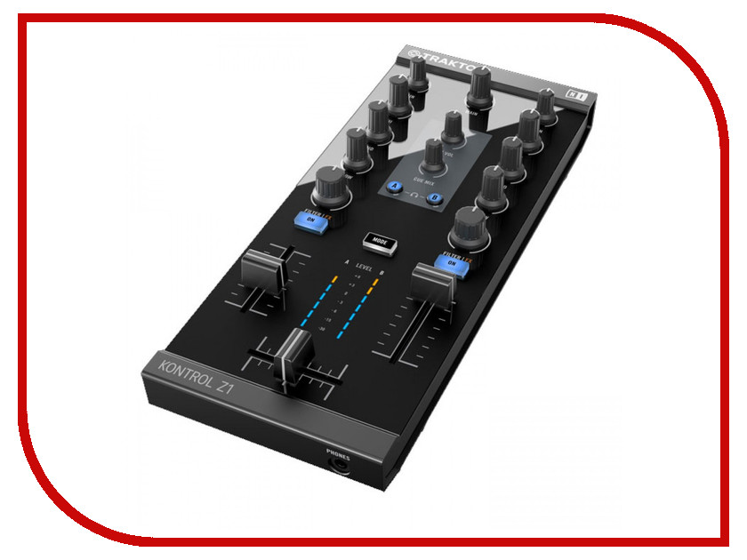 Пульт Native Instruments Traktor Kontrol Z1