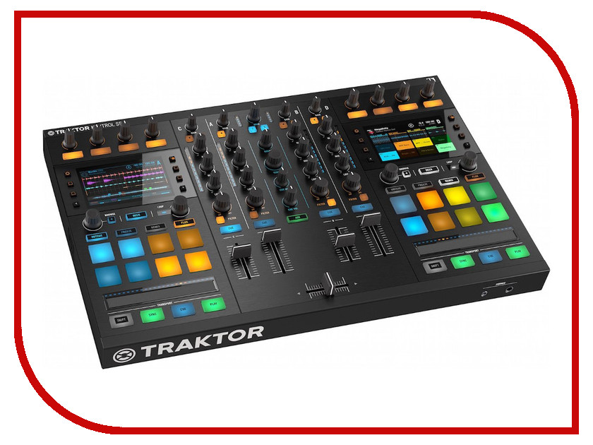 MIDI-контроллер Native Instruments Traktor Kontrol S5