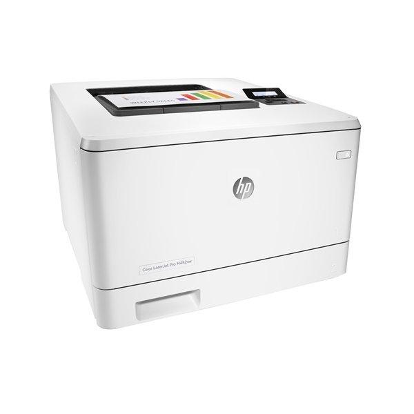 цена на Принтер HP Color LaserJet Pro M452nw