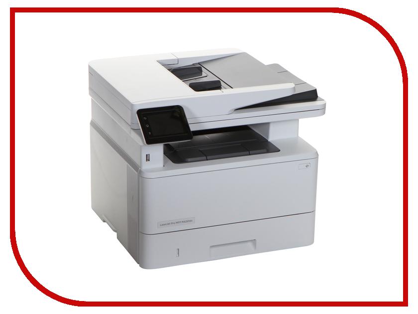 МФУ HP LaserJet Pro 400 MFP M426fdn hewlett packard hp laserjet pro 400 m401d cf274a