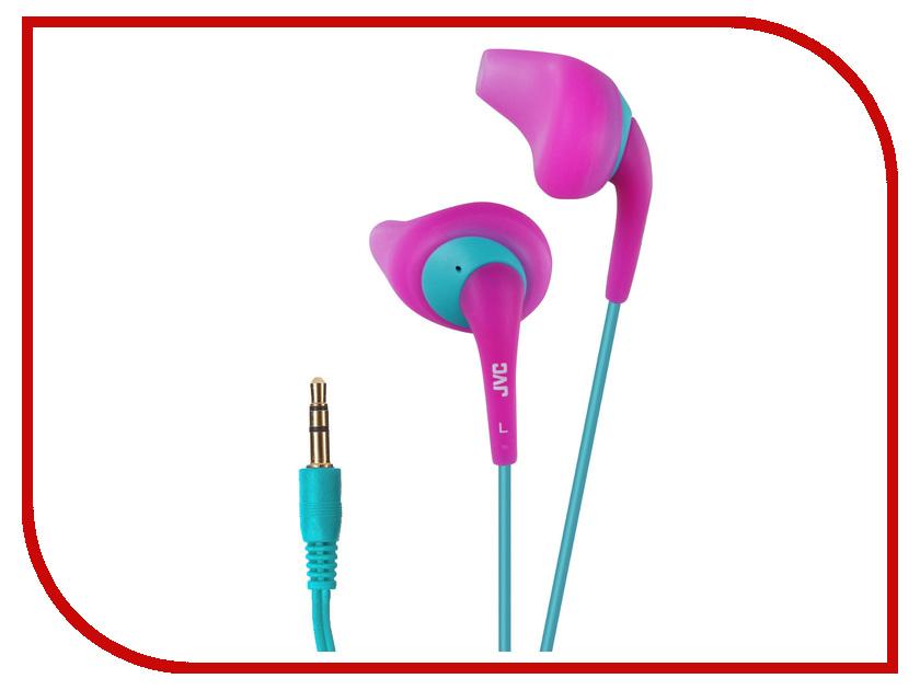JVC HA-EN10-P Pink jvc kenwood in ear headphones ha fx750