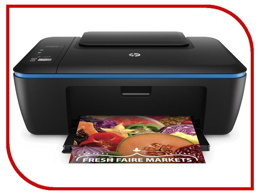 МФУ HP DeskJet Ultra Ink Advantage 2529 мфу hp deskjet gt 5810 x3b11a