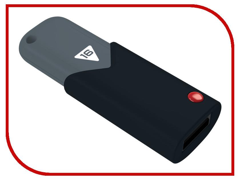 USB Flash Drive 16Gb - Emtec Click B100 USB 3.0 ECMMD16GB103