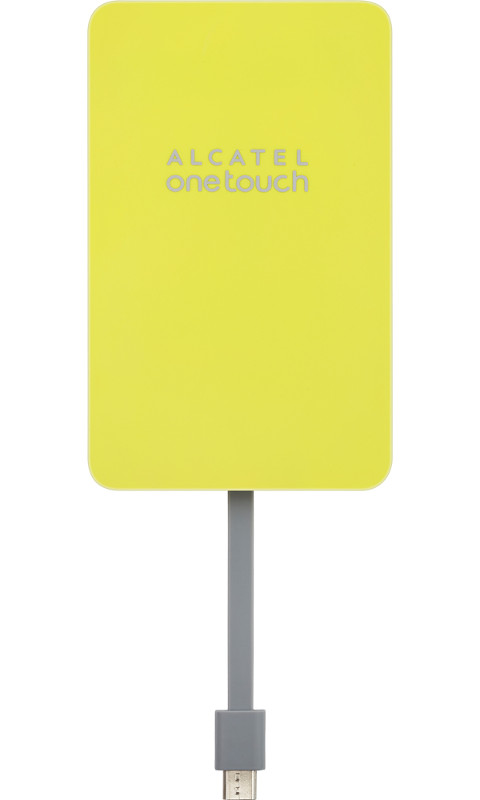 Аккумулятор Alcatel OneTouch PB50 Yellow