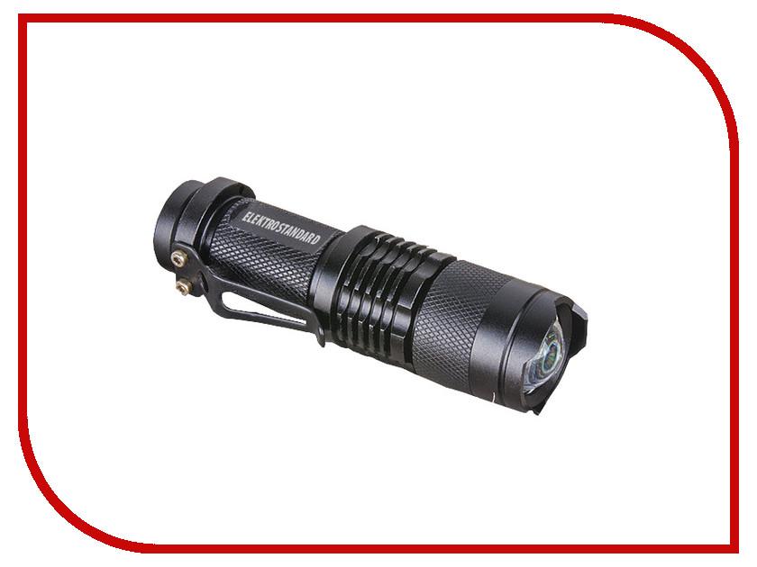 Фонарь Elektrostandard FLS22-9.3-3W 01led BK Black Twinkle