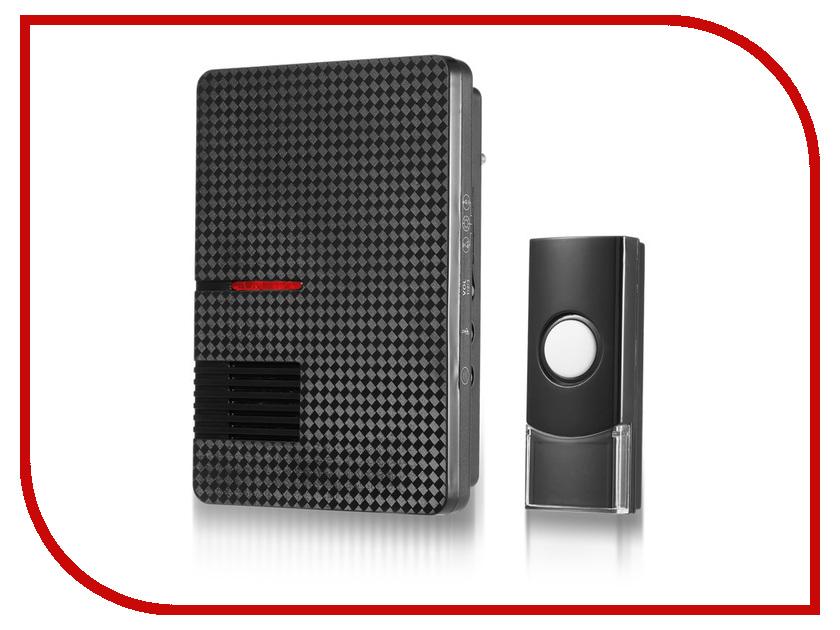 Звонок дверной Elektrostandard DBQ12M AC 36M IP44 цифровой led 32 мелодия песни беспроводной дверной звонок с дистанционным управлением музыкальные номера