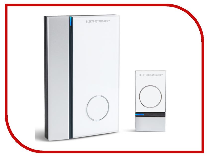 Звонок дверной Elektrostandard DBQ13 WL 32M IP44 White<br>