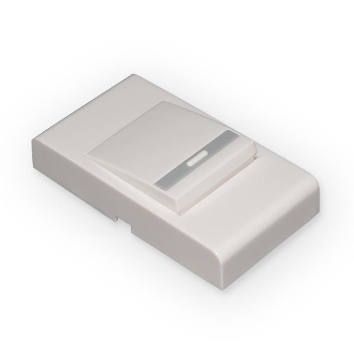 Звонок дверной Elektrostandard DBB03WM White кнопка<br>