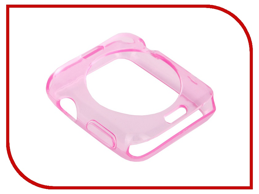 Аксессуар Чехол APPLE Watch 42mm Activ Pink 53010<br>