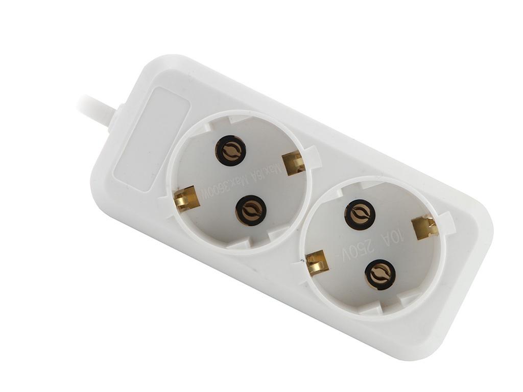Сетевой фильтр FOCUSray LEP2/5Z 2 Sockets 5m<br>