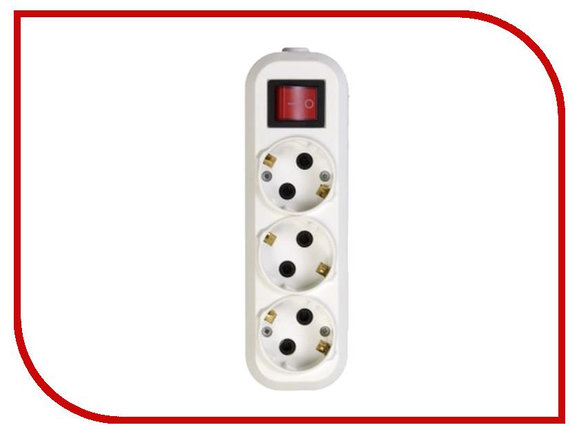 Сетевой фильтр FOCUSray 3 Socket 3m LEP3/3ZV