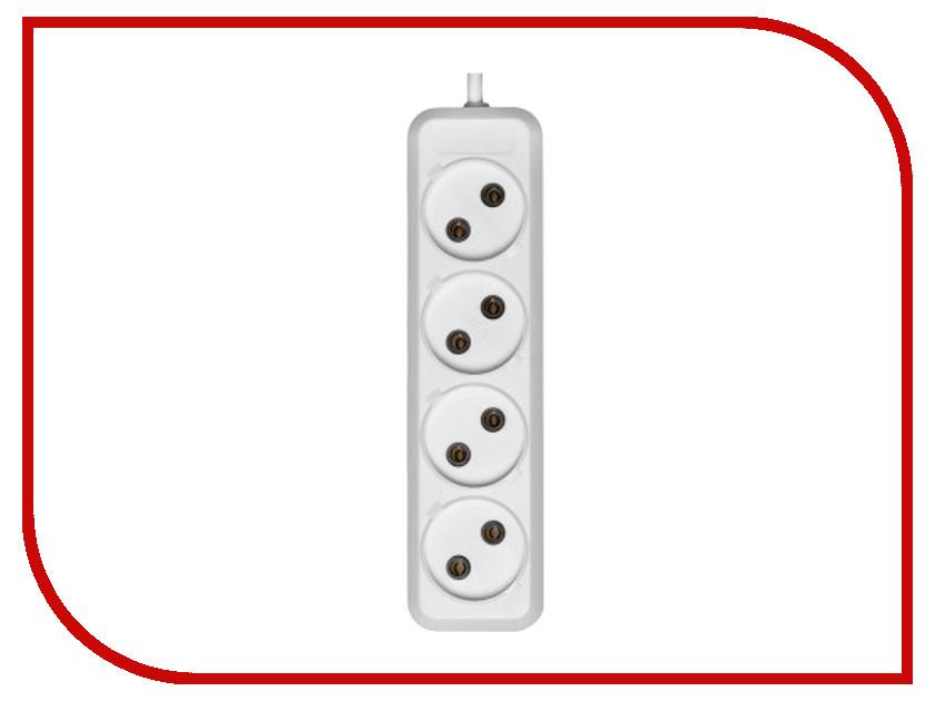 Сетевой фильтр FOCUSray 4 Socket 5m LEP4/5<br>