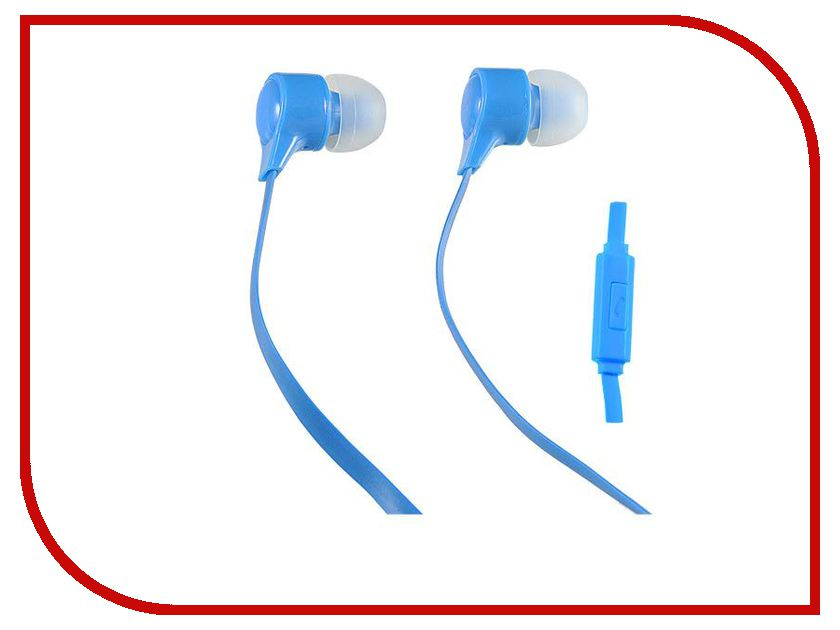 Гарнитура Perfeo Handy PF-HND-AZR Blue