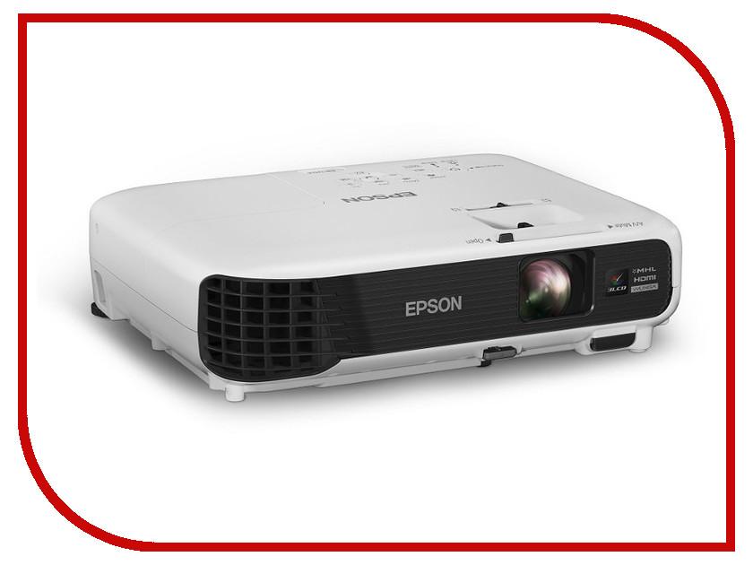 Проектор Epson EB-U32 eb pg935bbrgru