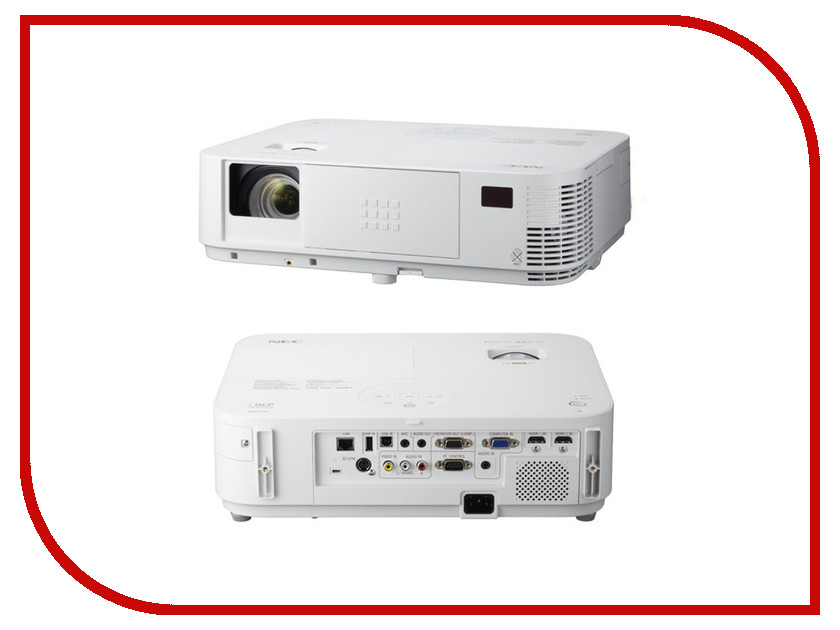 Проектор NEC NP-M403X<br>
