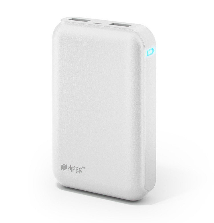Аккумулятор HIPER Power Bank SP7500 7500 mAh White