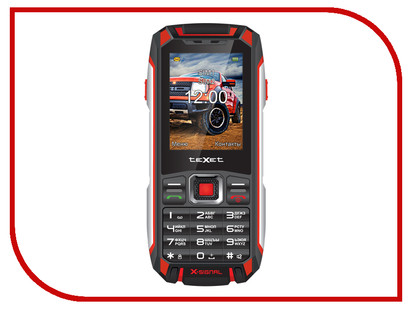 Сотовый телефон teXet TM-515R сотовый телефон texet tm 515r